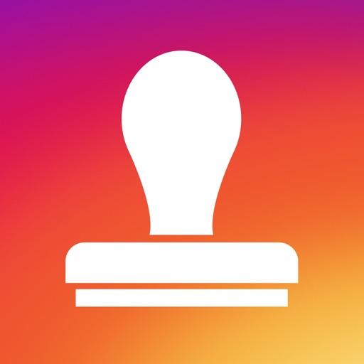 EasyMark - watermark photos and videos easily