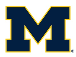 University of Michigan Stickers for iMessage