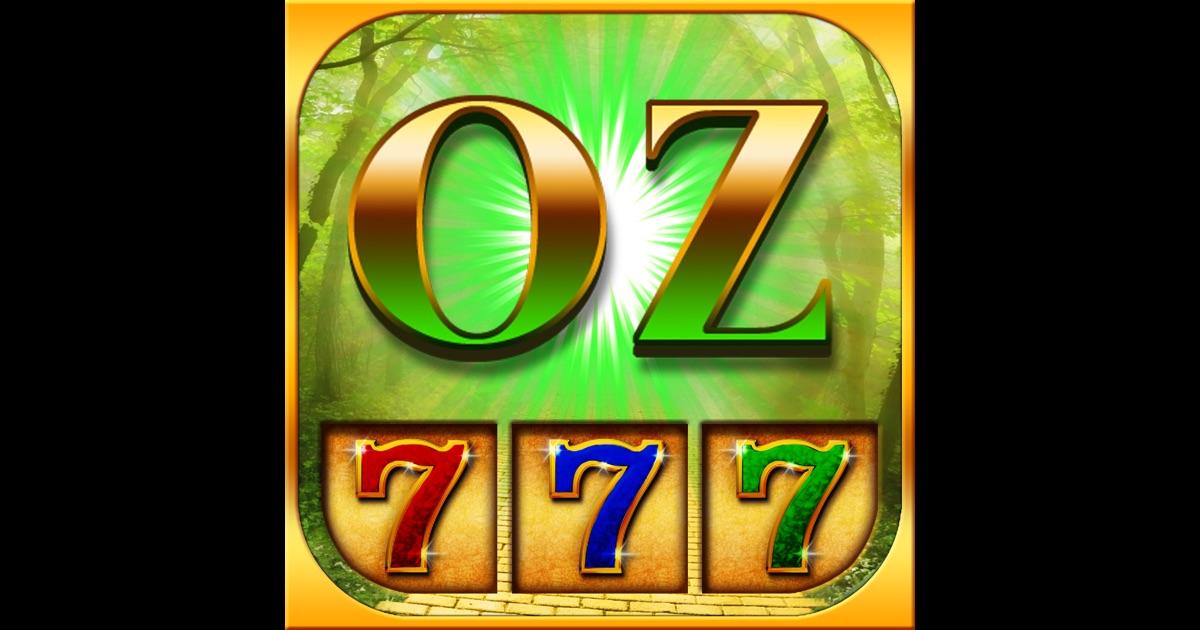 Wizard of oz slot machine app