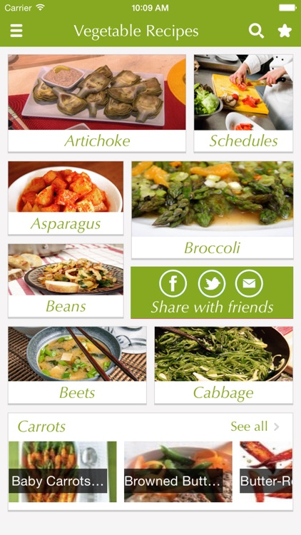 Vegetable Food Recipes - best cooking tips, ideas