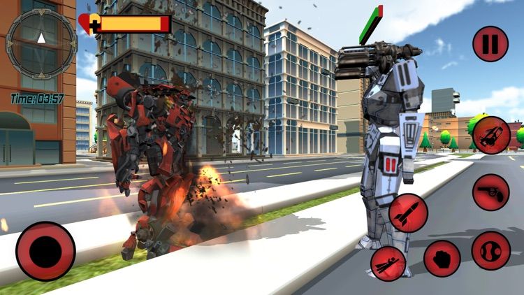 Multi Transformable Robot Hero screenshot-3