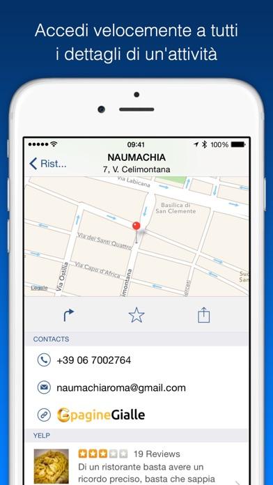 Screenshot of AroundMe5