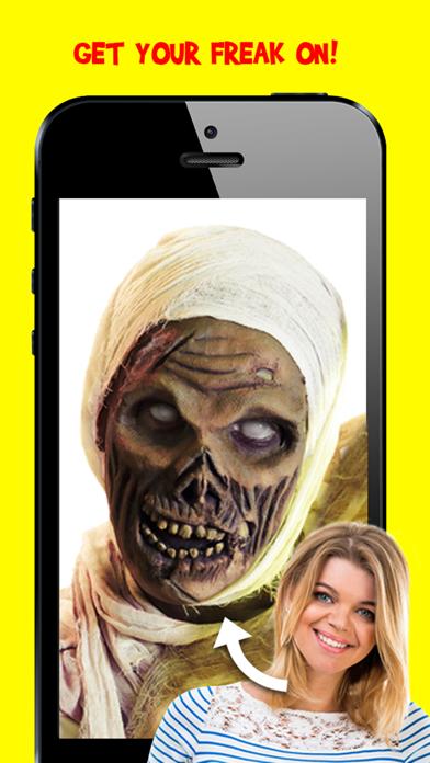 Corpse Cam Photo Editing Boothのおすすめ画像4