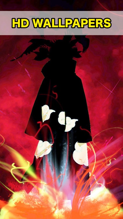 Anime HD Wallpaper for Ninja Naruto Shippuden