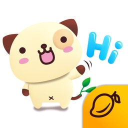 Pandadog & Friends 3D - Mango Sticker