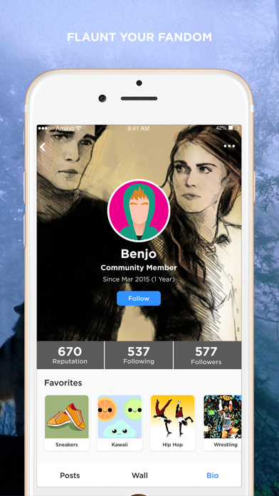Alpha Amino for Teen Wolf-1