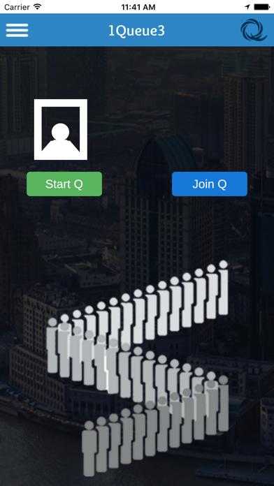 Queue Management Application (Queue) screenshot two
