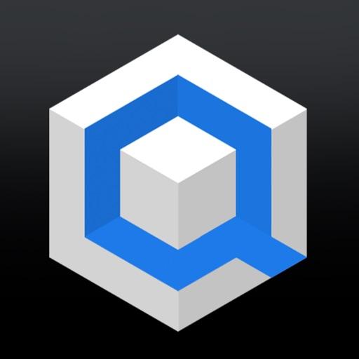 Q-BLOCK 3Dドットお絵描きツール