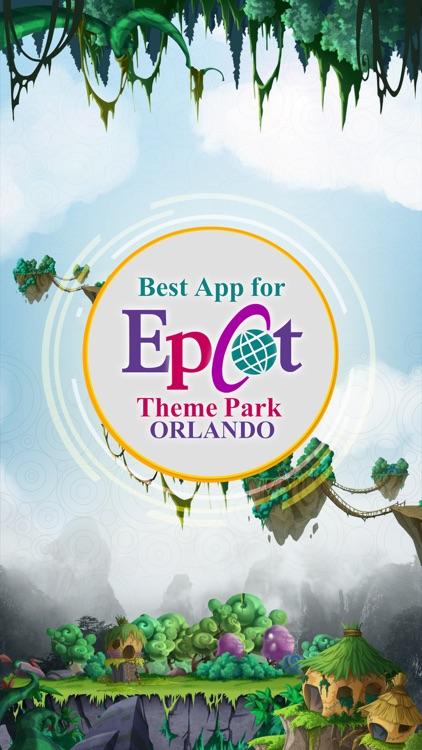 Best App for Epcot Theme Park Orlando