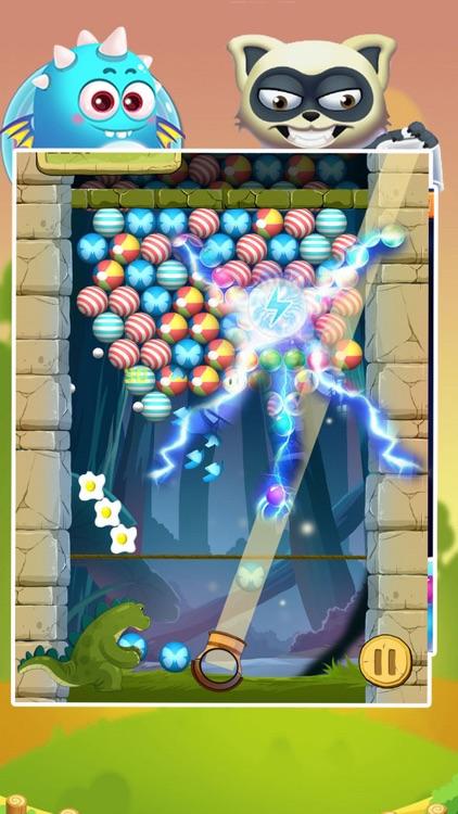 Bubble Dynamite Shoot