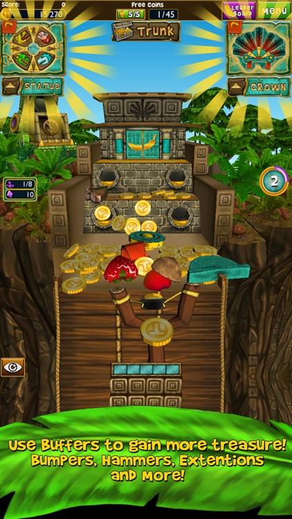 Congo's Coin Pusher screenshot-3