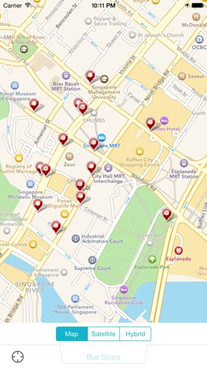SG Buses Singapore Bus Guide with Arrival Time on the App Store