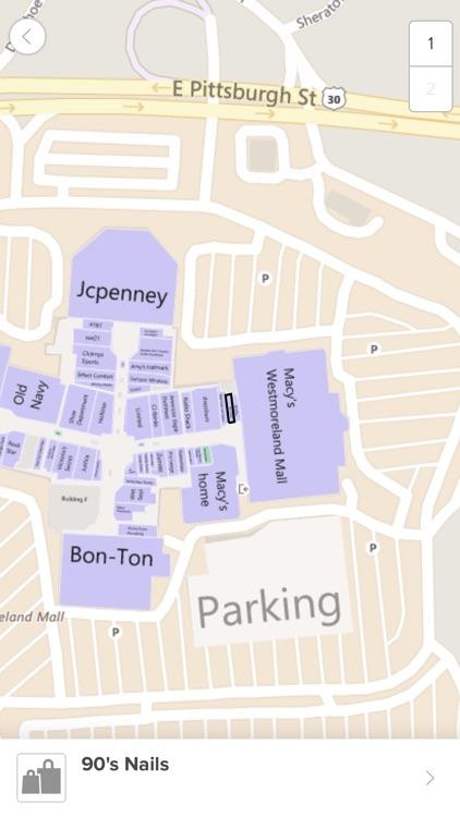 Westmoreland Mall Powered By Malltip By Malltip Inc
