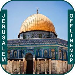Jerusalem_Israel Offline maps & Navigation