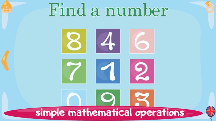 Learning numbers - Kids games screenshot-3