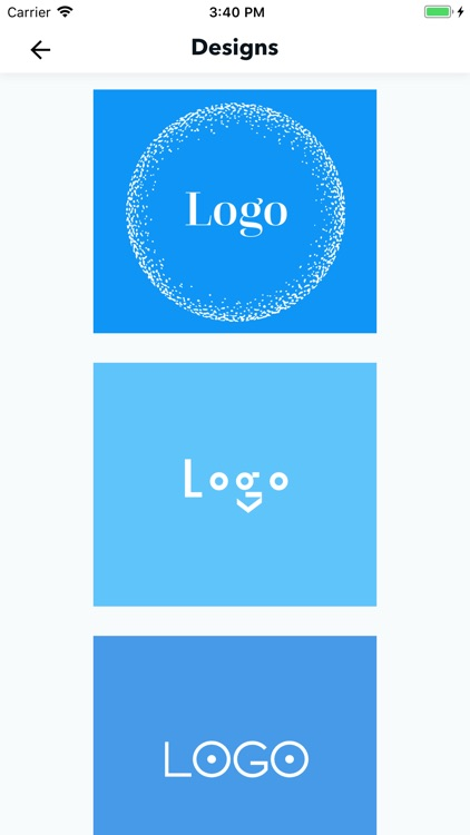 Logo Creator-icon design maker screenshot-1