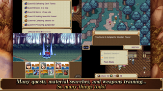 RPG - Fantasy Chronicle screenshot three