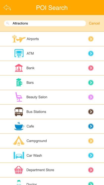 USA Tourist Attractions screenshot-3