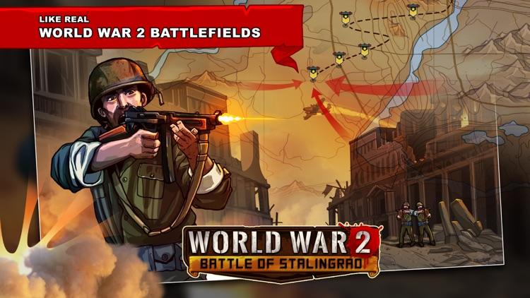 WW2 : Battle for Stalingrad