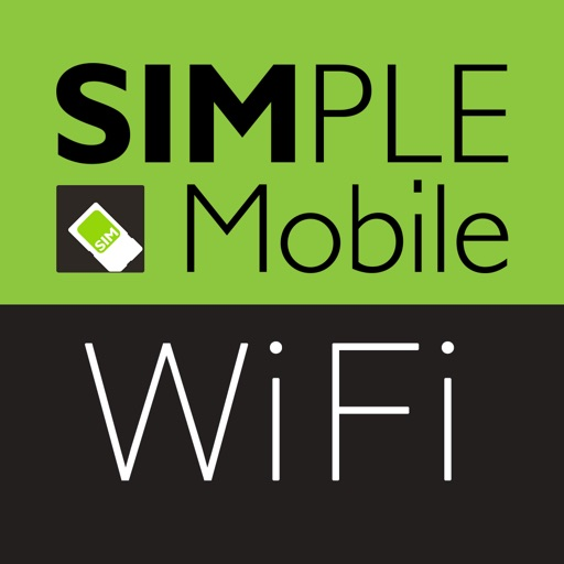 SIMPLE Mobile WiFi
