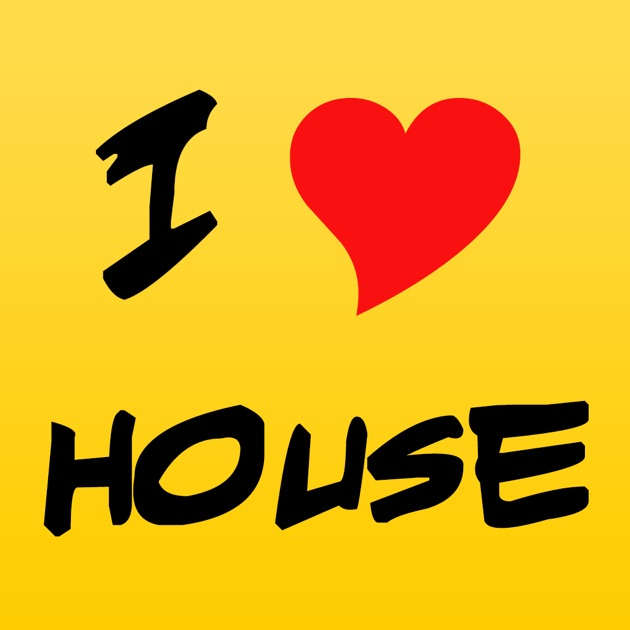 I love house techno house music radio on the app store for House music radio