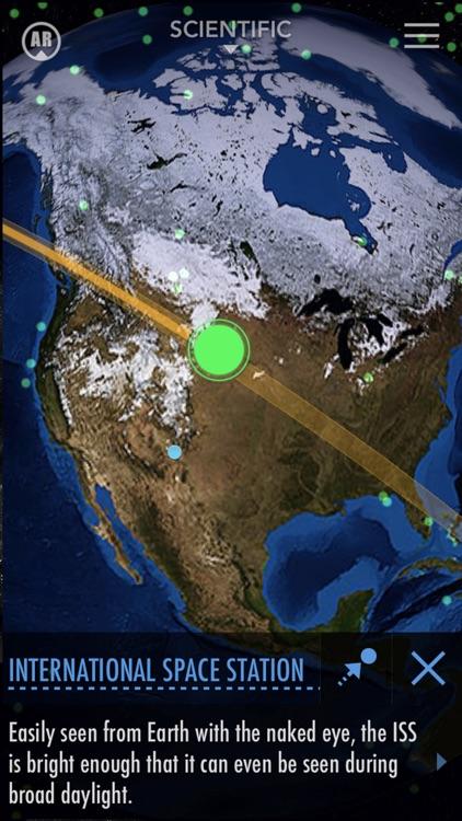 SkyView® Satellite Guide