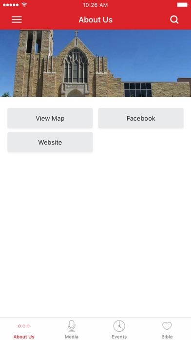 St. Matthews Worthington MN screenshot 1