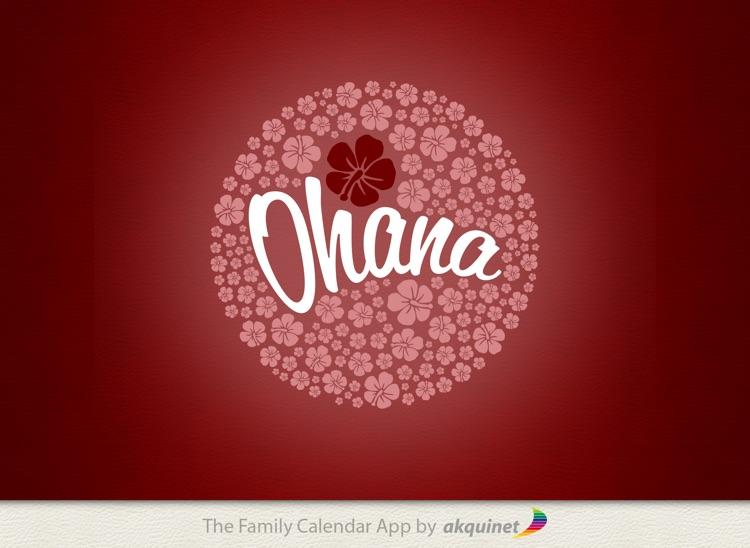Ohana • Family Calendar screenshot-3