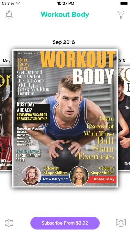Workout Body Magazine
