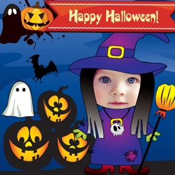 Halloween Cards and Photo Frames