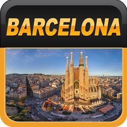 Barcelona Offline Travel Guide