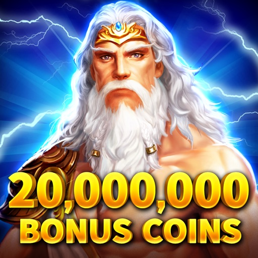 Slots Machines of Mythology iOS App