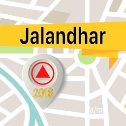 Jalandhar Offline Map Navigator and Guide