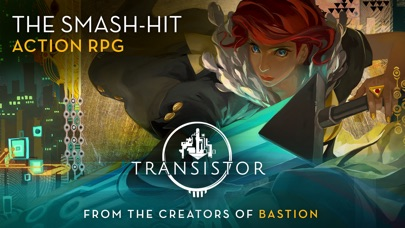 Screenshot for Transistor in Japan App Store