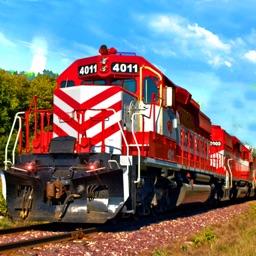 Cargo Train Drive Simulator