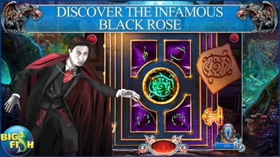Myths of the World: Black Rose - A Hidden Object Adventure (Full) Screenshot 3
