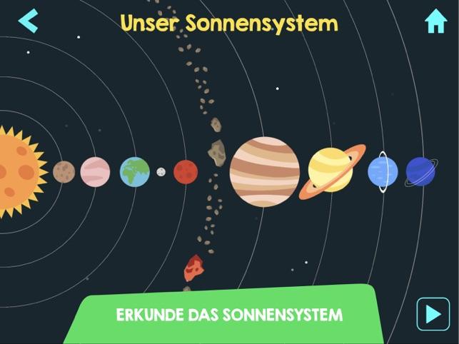 Cosmolander - Missionen im Sonnensystem Screenshot