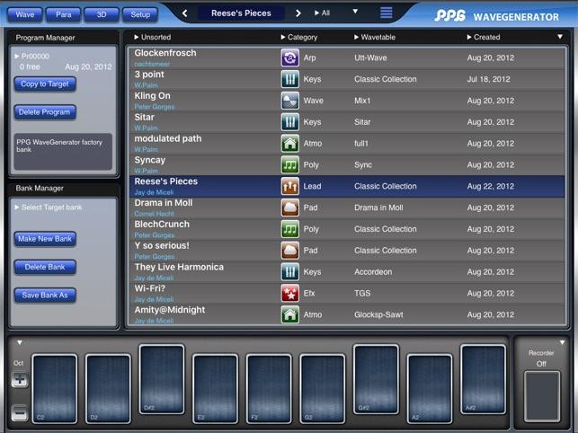 WaveGenerator Screenshot