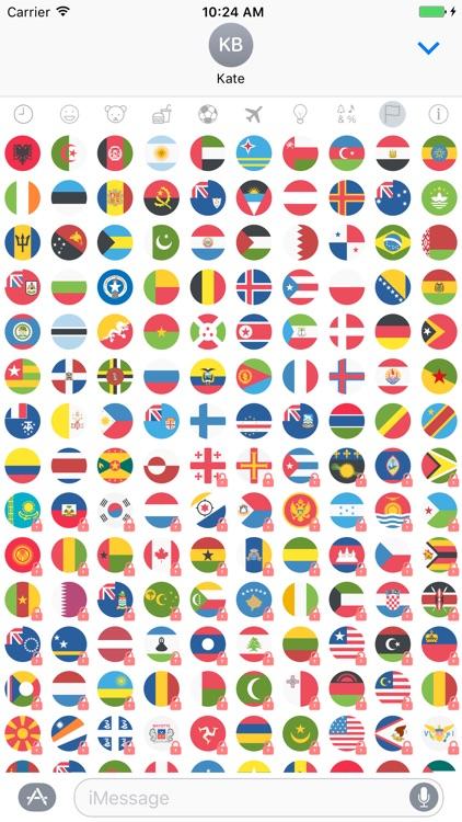 EmojiOne Stickers screenshot-3