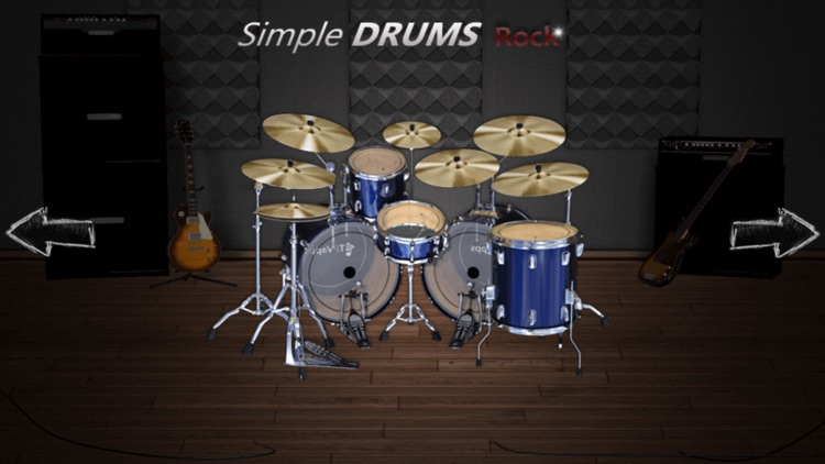 Real Drum Pads Studio