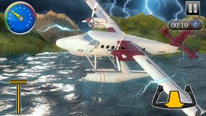 Flying Sea-Plane Games 2018-3