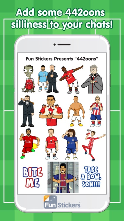 442oons Stickers Pack A