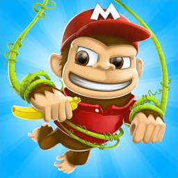 Banana Island Bobo's Epic Tale – Monkey Run & Jump Arcade Game
