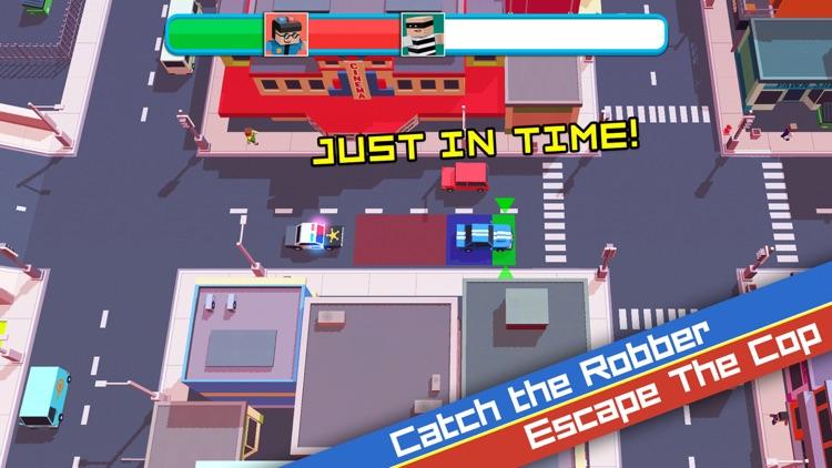 High Speed Police Chase! screenshot-0