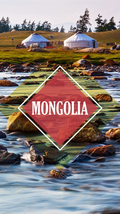 Mongolia Tourist Guide screenshot-0