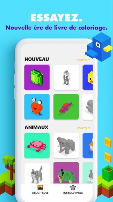 download UNICORN 3D: Jeux de Coloriage apps 0