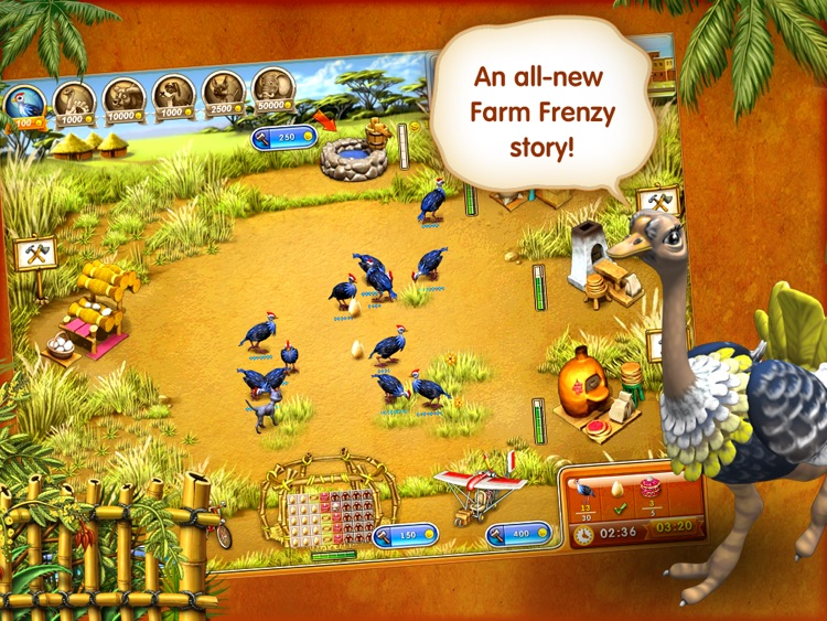 Farm Frenzy 3 MadagascarHDLite