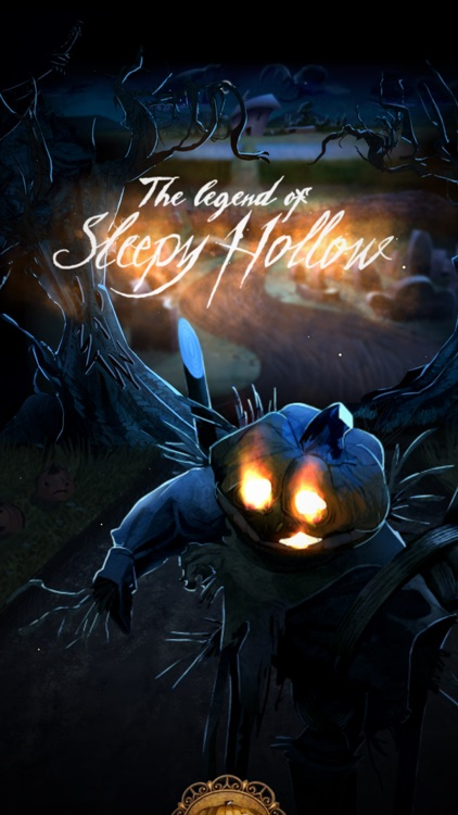 The Interactive Legend of Sleepy Hollow