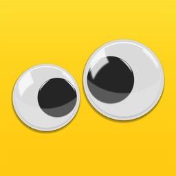 Real Googly Eyes