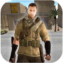 City Commondo Shooting : Modern Sniper Duty 2016